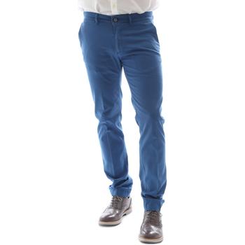 Abbigliamento Uomo Chino Sei3sei 6DAYTONA E1649 Blu