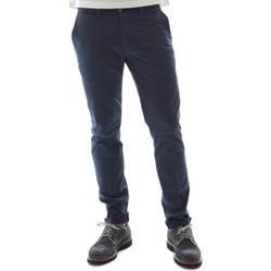 Abbigliamento Uomo Chino Sei3sei 6OYSTER E1669 Blu
