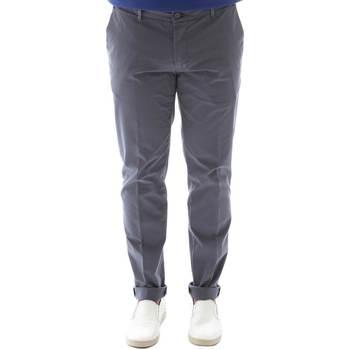 Abbigliamento Uomo Chino Sei3sei 6OYSTER E1648 Nero