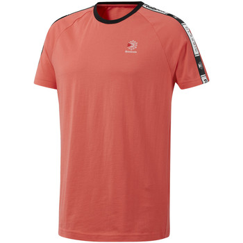 Abbigliamento Uomo T-shirt maniche corte Reebok Sport DT8145 Rosa