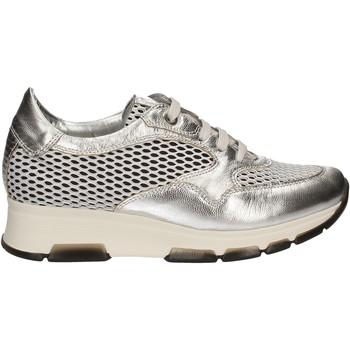 Scarpe Donna Sneakers basse Keys 5181 Argento