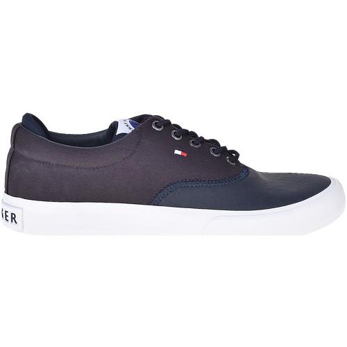 Scarpe Uomo Sneakers basse Tommy Hilfiger FM0FM01938 Blu