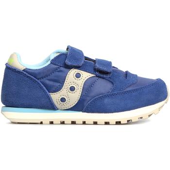 Scarpe Unisex bambino Sneakers basse Saucony SK262487 Blu