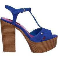 Scarpe Donna Sandali Fornarina PE17KY1012S011 Blu