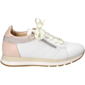 Scarpe Donna Sneakers basse Exton E18 Bianco