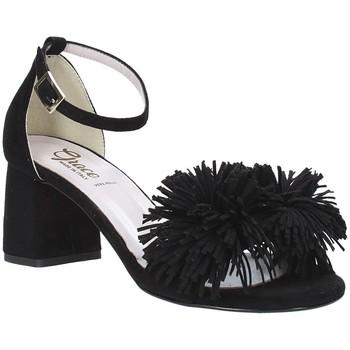 Scarpe Donna Sandali Grace Shoes 380020 Nero