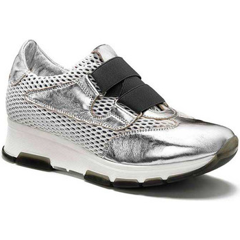 Scarpe Donna Sneakers basse Keys 5183 Argento