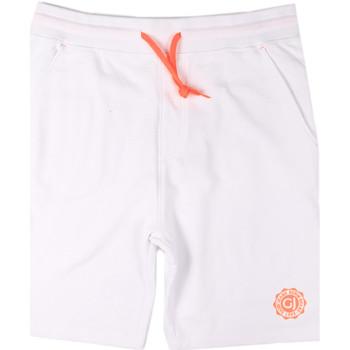 Abbigliamento Uomo Costume / Bermuda da spiaggia Gaudi 811BU24004 Bianco