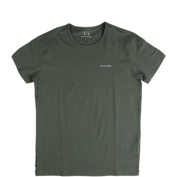 Abbigliamento Uomo T-shirt maniche corte Key Up 2G69S 0001 Verde
