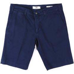 Abbigliamento Uomo Shorts / Bermuda Sei3sei PZV132 8137 Blu