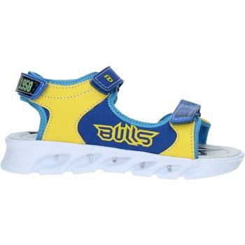 Scarpe Unisex bambino Sandali Bulls S19-SBL838 Blu