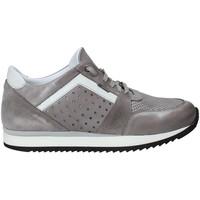 Scarpe Uomo Sneakers basse Exton 558 Grigio