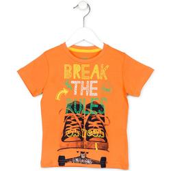 Abbigliamento Unisex bambino T-shirt maniche corte Losan 715 1214AC Arancio