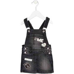 Abbigliamento Bambina Tuta jumpsuit / Salopette Losan 726 7012AD Nero