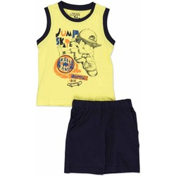 Abbigliamento Unisex bambino Completo Losan 815-8042AC Giallo