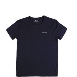 Abbigliamento Uomo T-shirt maniche corte Key Up 2G69S 0001 Blu