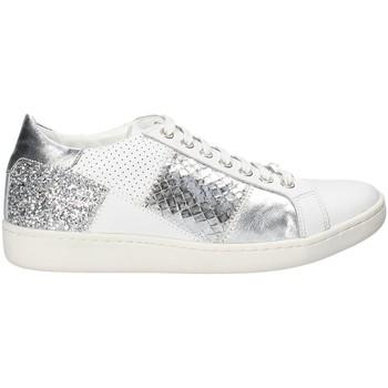 Scarpe Donna Sneakers basse Keys 5531 Bianco