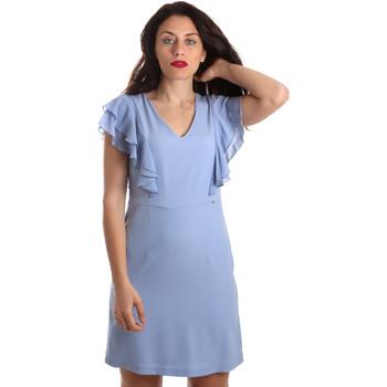 Abbigliamento Donna Abiti corti Gaudi 911FD15050 Blu
