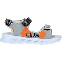 Scarpe Unisex bambino Sandali Bulls S19-SBL838 Grigio