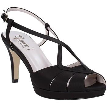 Scarpe Donna Sandali Grace Shoes 738E008 Nero