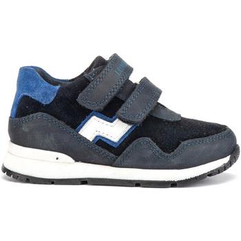 Scarpe Unisex bambino Sneakers basse Lumberjack SB65111 001 M55 Blu