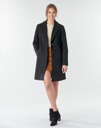 Abbigliamento Donna Cappotti Only ONLNATALIA Nero