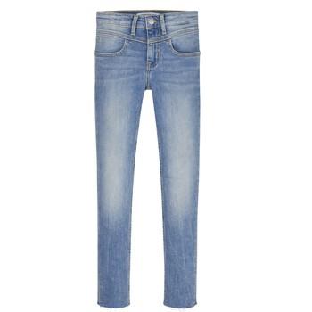 Abbigliamento Bambina Jeans skynny Calvin Klein Jeans SOLILA Blu