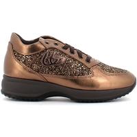 Scarpe Donna Sneakers basse Byblos Blu BYBDSC667303A16 Bronzo