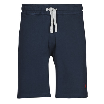 Abbigliamento Uomo Shorts / Bermuda U.S Polo Assn. TRICOLOR SHORT FLEECE Blu