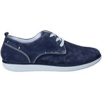 Scarpe Uomo Sneakers basse IgI&CO 1124 Blu