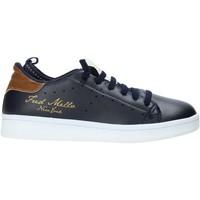 Scarpe Unisex bambino Sneakers basse Fred Mello W19-SFK201 Blu