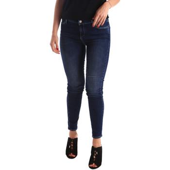 Abbigliamento Donna Jeans Gas 355652 Blu