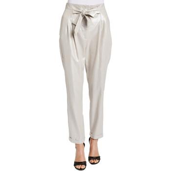 Abbigliamento Donna Pantaloni Gaudi 011FD25031 Grigio