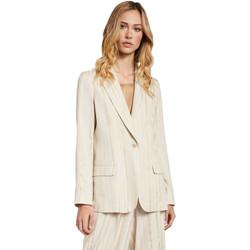 Abbigliamento Donna Giacche / Blazer Gaudi 011FD35011 Beige