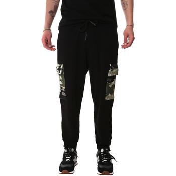 Abbigliamento Uomo Pantalone Cargo Sprayground 20SP017 Nero
