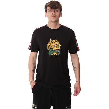 Abbigliamento Uomo T-shirt maniche corte Sprayground 20SP032BLK Nero