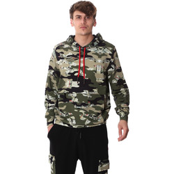 Abbigliamento Uomo Felpe Sprayground 20SP008 Verde