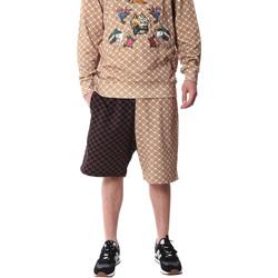 Abbigliamento Uomo Shorts / Bermuda Sprayground 20SP029 Marrone