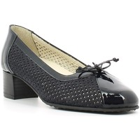 Scarpe Donna Décolleté Grace Shoes E6301 Blu