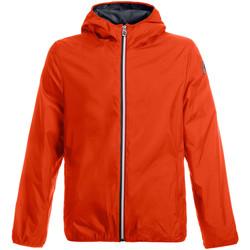 Abbigliamento Uomo giacca a vento Invicta 4431661/U Arancio