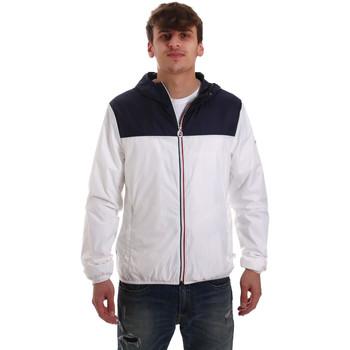 Abbigliamento Uomo giacca a vento Invicta 4431682/U Bianco