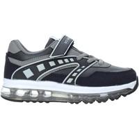 Scarpe Unisex bambino Sneakers basse U.s. Golf W19-SUK541 Blu