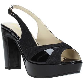 Scarpe Donna Sandali Grace Shoes JN 093 Nero