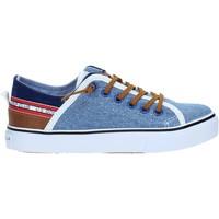 Scarpe Unisex bambino Sneakers basse U.s. Golf S19-SUK407 Blu