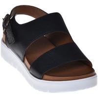 Scarpe Donna Sandali Bueno Shoes N3409 Nero