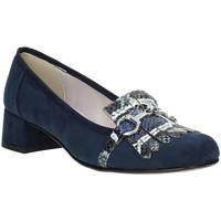 Scarpe Donna Mocassini Grace Shoes 171002 Blu