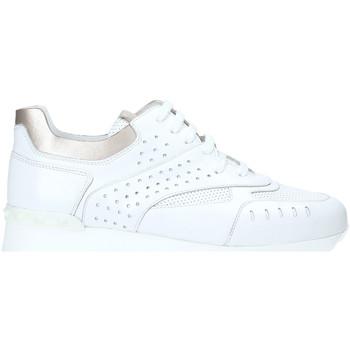 Scarpe Donna Sneakers basse Triver Flight 198-10B Bianco