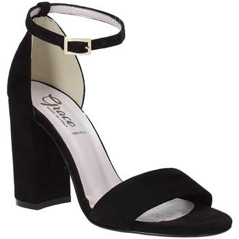 Scarpe Donna Sandali Grace Shoes 018N001 Nero