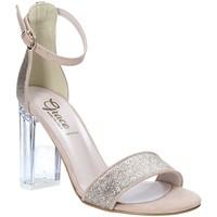 Scarpe Donna Sandali Grace Shoes 018TR003 Beige