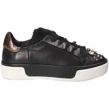 Scarpe Donna Sneakers basse Janet Sport 42729 Nero